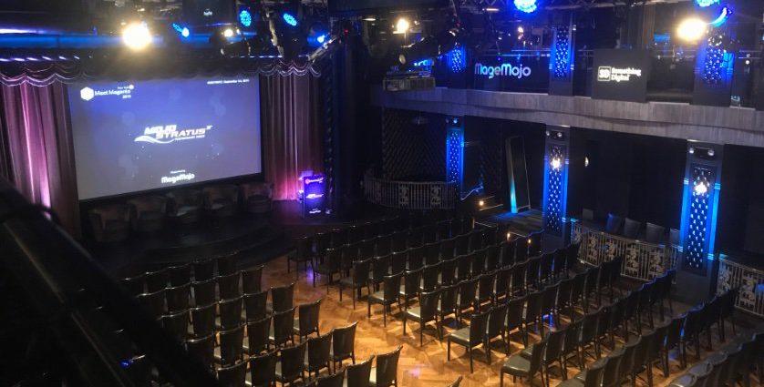 Meet Magento NYC Main Ballroom