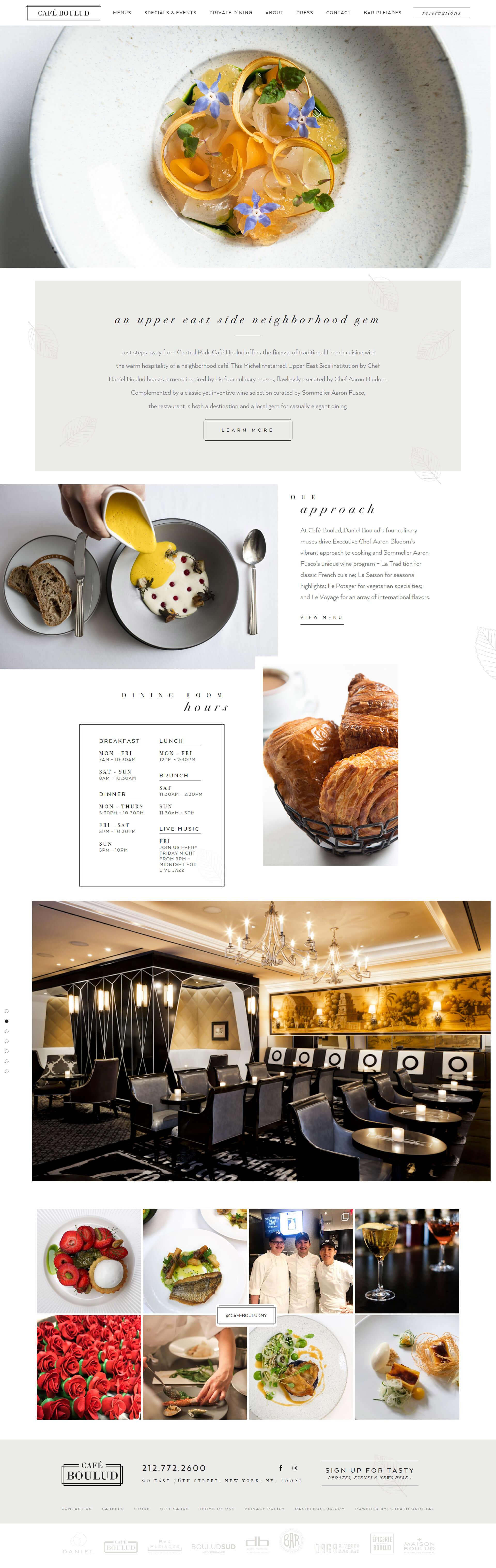 CafeBoulud.com